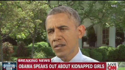 tsr sot obama speaks out nigeria kidnapped girls_00002201.jpg