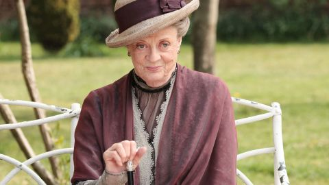 """""""Downton Abbey"""" would be much less entertaining without the cutting Dowager Countess, played by Maggie Smith. There's love in her heart -- she did raise Robert and Rosamund (with the help of servants, of course) -- but her mouth says things such as, """"I will applaud your discretion when you leave."""""""