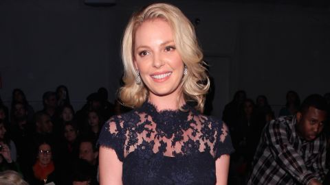 """Katherine Heigl returned to television after spending four years working in film. The former """"Grey's Anatomy"""" actress stars in NBC's CIA/White House drama, """"State of Affairs."""""""