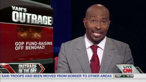 Crossfire Van Jones outraged GOP fundraising off Benghazi_00000915.jpg