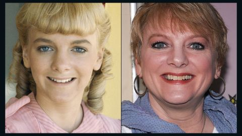 """Although Alison Arngrim's """"Little House"""" character, nasty Nellie Oleson, was constantly at odds with Gilbert's character, Laura, the two women are best friends in real life. Arngrim, 54, turned her Nellie anecdotes into a stand-up routine and released her memoir, """"Confessions of a Prairie Bitch: How I Survived Nellie Oleson and Learned to Love Being Hated,"""" in 2010. She works closely with child advocacy causes, and she also became an AIDS activist after """"Little House"""" co-star Steve Tracy died of complications from AIDS in 1986."""