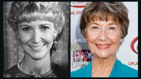 """Charlotte Stewart, who played impossibly lovely schoolmarm Miss Beadle, is also famous for her work with director David Lynch in the 1977 film """"Eraserhead"""" and the TV series """"Twin Peaks."""" Stewart, 74, is now retired and residing in Napa, California."""