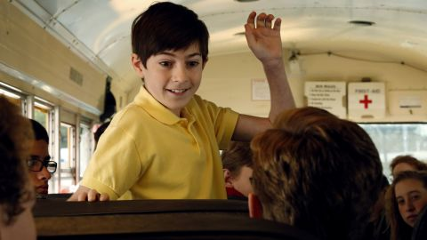"""Mason Cook is an American child actor. He is known for his portrayal of Cecil Wilson in """"Spy Kids"""" and Murray in the ABC series, """"The Goldbergs,"""" pictured here. His name dropped from No. 2 in 2012 to No. 3 in 2014, after making a leap from 12 in 2010 to two in 2011.<br />"""
