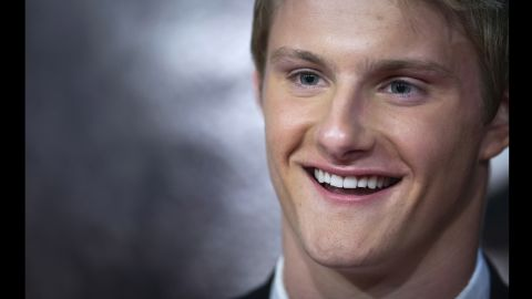 """Alexander has long been among the most popular names for boys and in 2014, it ranked No. 8. It's a popular name in Hollywood, too, from """"Nebraska"""" filmmaker Alexander Payne to actor Alexander Ludwig, pictured, who played Cato in """"The Hunger Games."""""""