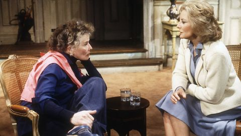 """During an interview with legendary actress Katharine Hepburn in 1981, Walters asked what might be the most infamous question of her career: """"What kind of a tree are you? If you think you're a tree?"""""""