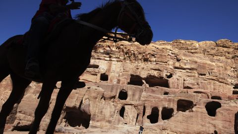 The new information potentially sheds light on what function some of these monuments might have had thousands of years ago, as well as provide insights on the religion of the ancient Nabateans.