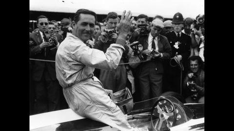 "Australian racing legend <a href=""http://www.cnn.com/2014/05/19/sport/motorsport/formula-one-jack-brabham-dead/index.html"">Jack Brabham</a> died on May 19, according to Brabham's son David. Brabham, 88, was a three-time Formula One world champion."