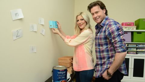 """In December 2013, actors Dean McDermott and Tori Spelling had a falling out after reports that he'd had an affair. Spelling and McDermott's attempt to salvage their marriage publicly played out in tabloids and on their Lifetime reality show, """"True Tori."""" The couple have been married since 2006 and <a href=""""http://www.cnn.com/2016/10/05/entertainment/tori-spelling-pregnant-baby/"""">are expecting their fifth child</a>."""