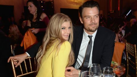 """Singer Fergie, best known for her success with the Black Eyed Peas, and actor Josh Duhamel have been married since 2009. During that same year, reports surfaced that Duhamel was allegedly involved in a fling with an Atlanta stripper. In 2012, <a href=""""http://www.usmagazine.com/celebrity-news/news/fergie-opens-up-about-husband-josh-duhamels-affair-with-a-stripper-in-2009-20121810"""" target=""""_blank"""" target=""""_blank"""">Fergie opened up to Oprah Winfrey</a> about the ordeal: """"When you go through difficult times, it really makes you stronger as a unit, as a partnership. It does for us, anyways. Our love today is a deeper love, definitely."""""""
