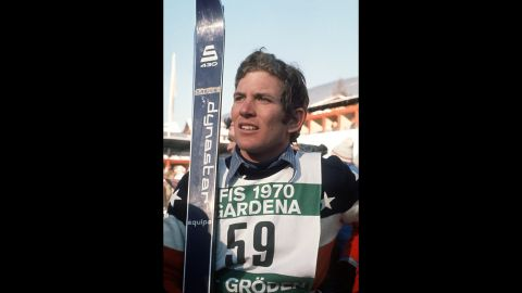 """Vladimir """"Spider"""" Sabich was an alpine ski racer who died in March 1976 after being shot by his girlfriend, singer and actress Claudine Longet. Longet was convicted of criminally negligent homicide and sentenced to 30 days in jail. She married her defense attorney, Ron Austin, in 1986."""
