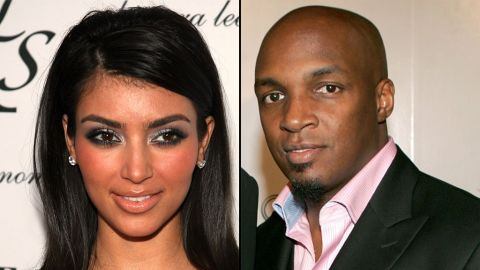 """Years before she was TV famous, Kim Kardashian was married to music producer Damon Thomas, from 2000 to 2004. Their relationship was dragged back out for public gossip in 2010, <a href=""""https://www.cnn.com/2014/05/23/showbiz/gallery/kim-ks-loves/he%20told%20me%20there%20was%20no%20tape.%20If%20she%20might%20have%20been%20honest%20with%20me%20I%20might%20have%20tried%20to%20hold%20her%20down%20and%20be%20like%20%27That%20was%20before%20me%27%20because%20she%20is%20a%20great%20girl.%20She%27s%20actually%20one%20of%20the%20nicest%20people%20you%27ll%20ever%20meet.%20But%20the%20fact%20that%20she%20lied%20and%20told%20me%20that%20there%20was%20no%20tape?%20And%20I%20still%20think%20she%20might%20have%20even%20had%20a%20part%20to%20play%20with%20[its%20release].%22"""" target=""""_blank"""">when there were allegations of abuse and cheating</a>."""