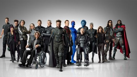 """Behold the massive cast of the 2014 film """"X-Men: Days of Future Past."""" The movie is based on a <a href=""""https://comicstore.marvel.com/X-Men-Days-of-Future-Past/digital-comic/26714"""" target=""""_blank"""" target=""""_blank"""">classic """"X-Men'""""storyline</a> from the comic books. Because of the time travel element, it gathers characters from all of the previous """"X-Men"""" movies. Here's a look at the characters in their comic and film incarnations. (Some will reprise their roles in 2016's """"X-Men: Apocalypse."""")"""