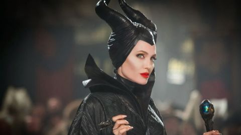 """Star vehicles were a tough sell this summer, but Angelina Jolie's <strong>""""Maleficent,""""</strong> despite middling reviews, emerged as a solid hit, with $238 million domestically."""