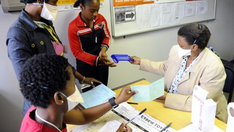 """""""The disease has reached a public health emergency in South Africa,"""" says Keertan Dheda, professor of medicine at the University of Cape Town."""