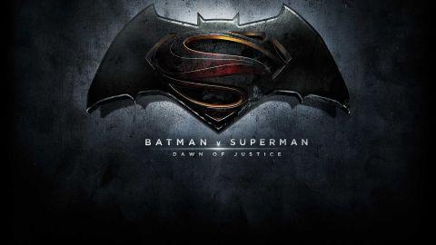 "Henry Cavill and Ben Affleck star in Warner Bros. ""Batman v Superman: Dawn of Justice."""