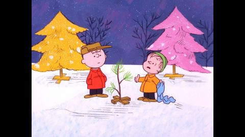 """""""A Charlie Brown Christmas"""" could have been a bland animated special, but thanks to """"Peanuts"""" cartoonist Charles M. Schulz and his collaborators, it was something more. The show, which first aired in 1965, didn't use a laugh track. It included a jazz music score and -- most controversially -- featured Linus reading from the Gospel of Luke. The special was both a critical and commercial hit, and it has become a holiday mainstay."""