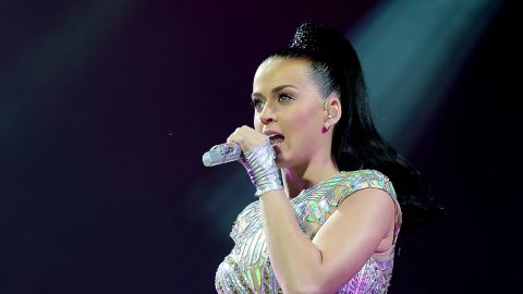 """Pop songstress Katy Perry rode a giant tiger puppet while singing """"Roar"""" at the 2015 Super Bowl halftime show. And she introduced the world to the beloved """"Left Shark."""" But many observers felt she was upstaged by rapper Missy Elliott, who also performed."""
