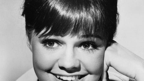 "Sally Field's 1965 studio head shot for ""Gidget"""