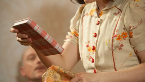 The play uses Anne Frank's original writings to create a more realistic portrayal of the teenager. Previous adaptations relied on an edited version of the book.