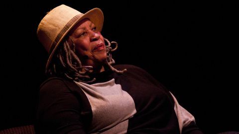 """Toni Morrison was a former book editor whose first novel, 1970's The """"Bluest Eye,"""" launched her career telling the often painful stories of African-American girls and women coming of age in a world stacked against them. Winner of numerous awards, including the Nobel Prize in literature and the Pulitzer Prize, Morrison continues to reign as the grand dame of literary fiction."""