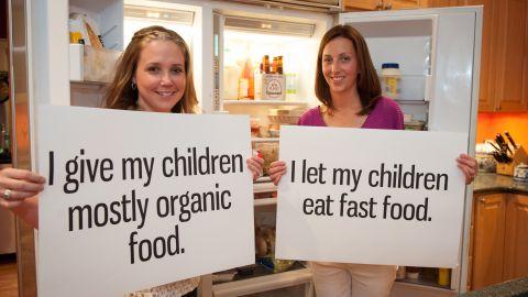 Sarah Bourne and Patty Girard