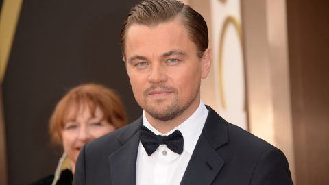 """Leonardo DiCaprio grew up in Los Angeles but his mother is German. He has family in Germany as well and<a href=""""https://www.youtube.com/watch?v=OzZZ3r7qfsY"""" target=""""_blank"""" target=""""_blank""""> is capable of a bit of Deutsch</a>."""