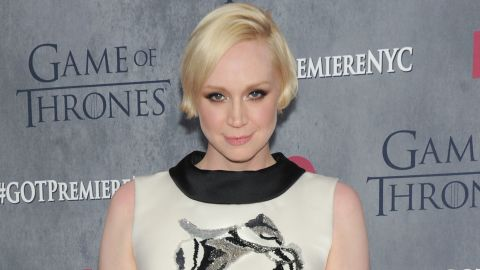 """Gwendoline Christie, currently known as Brienne of Tarth on HBO's """"Game of Thrones,"""" has also joined """"Star Wars."""" She will co-star in """"The Hunger Games: Mockingjay - Part 2"""" as Commander Lyme."""