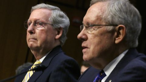 The Senate is expected to vote on a Department of Homeland Security spending bill on Tuesday.
