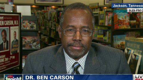 ctn intv carson obamacare slavery_00021229.jpg