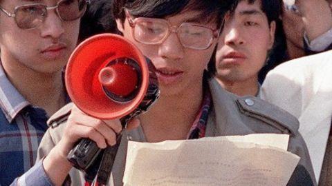 Wang Dan, a student leader in 1989.