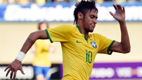 <strong>Neymar (Brazil):</strong> One of the youngest players for the host team has a nice resume, including a stint with Real Madrid's youth team before signing his first professional contract at 17. Despite a mediocre debut this past season with powerhouse Barcelona, the 22-year-old has 31 goals in 48 appearances for Brazil and was controversially left off the 2010 World Cup team. Expect him to find the net, especially when you consider his wildly talented supporting cast.