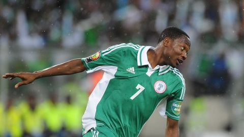 <strong>Ahmed Musa (Nigeria):</strong> At 21, Musa has blazing speed but a habit of flubbing goal opportunities. In 37 caps for Nigeria, he's found the net only five times. Expect the Super Eagles to counterattack, and with John Obi Mikel and Victor Moses in the midfield, you can also expect the passes to be on time. Whether Musa and fellow international underachiever Peter Odemwingie can make the most of them may dictate Nigeria's fate.
