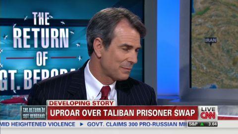 exp TSR INTV Fmr Bush officials praises Obama Bergdahl transfer_00002001.jpg