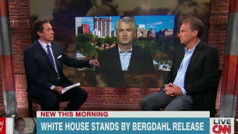 White House stands by bergdahl release Baer Mudd interview Newday _00014601.jpg