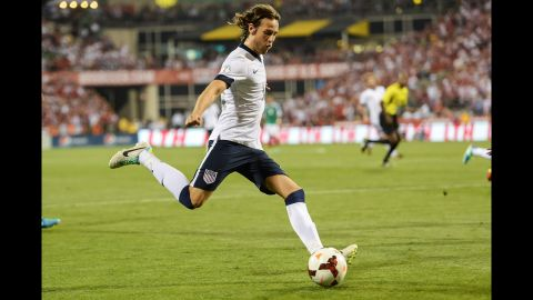 <strong>Mix Diskerud (USA):</strong> He says it's an honor to wear the No. 10 donned by Tab Ramos, Claudio Reyna and Landon Donovan. With the latter, Team America's top scorer, surprisingly omitted from the team, the USA will need goals. While the 23-year-old midfielder buried one in a recent Azerbaijan friendly, the burden can't fall wholly on him. Clever and quick, look for him to seek out the more goal-minded Clint Dempsey and Jozy Altidore.