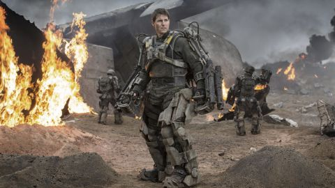 """Tom Cruise has been entertaining us at the movies for more than 30 years, and he's still going strong. With his latest release, sci-fi action thriller """"Edge of Tomorrow,"""" now in theaters, we take a look back at the actor's time in the limelight:"""
