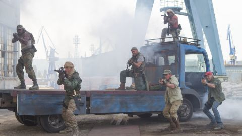 """The third time wasn't even close to the charm for <strong>""""The Expendables 3,"""" </strong>which rounded up its all-star action cast and grossed less than $30 million. (It has done even worse overseas.)"""