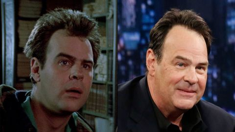 """""""Ghostbusters"""" was the brainchild of """"Saturday Night Live"""" veteran Dan Aykroyd, who has a thing for ghosts. The writer/actor/producer, who played Dr. Raymond Stantz, most recently starred in the 2014 James Brown biopic, """"Get on Up."""""""