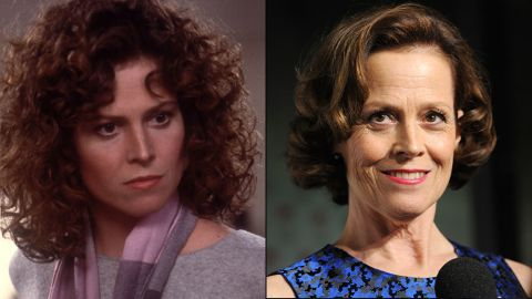 """No one could pull off being possessed while in full '80s glam like Sigourney Weaver. Her Dana Barrett was equal parts alluring and hilariously scary. These days, Weaver is devoting her talents to another huge franchise: She's at work on the sequel to 2009's """"Avatar,"""" due out in December 2016."""