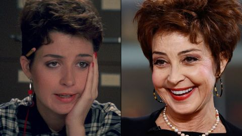 """Annie Potts' Janine Melnitz may not have fought the ghosts like her employers did, but the secretary was just as tough as the boys. There's much to recommend when Potts is around, from """"Ghostbusters"""" to """"Designing Women"""" to """"Pretty In Pink."""" In November 2014, she starred in the comedy """"As Good As You."""""""