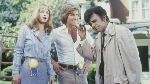 """He made occasional TV guest appearances as well. """"The Mystery of the Hollywood Phantom,"""" an episode of """"The Hardy Boys Mysteries"""" in which Kasem affected a Columbo-like persona, also starred Pamela Sue Martin (as Nancy Drew) and Parker Stevenson (as Frank Hardy)."""