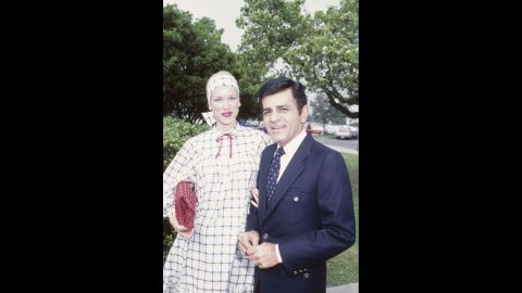 Casey and Jean Kasem were frequent participants in the Hollywood social circuit. Here, they attend the Stars 'N Hearts Benefit Fund-raiser for Animals in 1982.