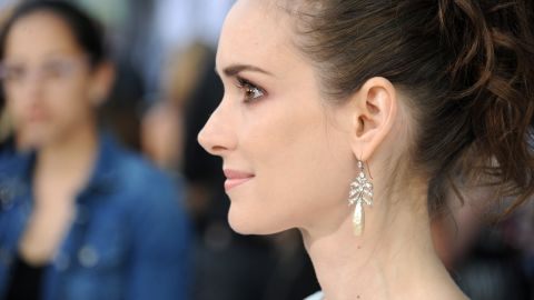 """During Winona Ryder's 2002 trial for shoplifting from Saks Fifth Avenue, the shopping outlet's security chief testified that Ryder apologized with the claim that she'd committed the crime for a role. """"She said, 'I'm sorry for what I did. My director directed me to shoplift for a role I was preparing,' """" <a href=""""http://www.ew.com/ew/article/0,,385394,00.html"""" target=""""_blank"""" target=""""_blank"""">the security chief said. </a>"""