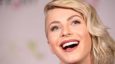 """Julianne Hough is such a fan of """"Orange Is the New Black"""" that she thought it would be fun to dress up as one of her favorite characters, """"Crazy Eyes,"""" for Halloween in 2013. Yet Hough went too far when she <a href=""""http://www.cnn.com/2013/10/29/showbiz/celebrity-news-gossip/julianne-hough-blackface-dwts/"""" target=""""_blank"""">combined a prison orange jumpsuit with blackface</a>, prompting outrage and a swift apology from the dancer/actress."""