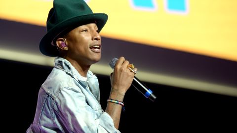 """Pharrell Williams' Elle UK cover story came under fire in June because the """"Happy"""" singer/songwriter was wearing a traditional Native American headdress. Amid the backlash, Williams tweeted to <a href=""""https://twitter.com/search?q=%23nothappy"""" target=""""_blank"""" target=""""_blank"""">his #nothappy fans</a>: """"I respect and honor every kind of race, background and culture. I am genuinely sorry."""""""