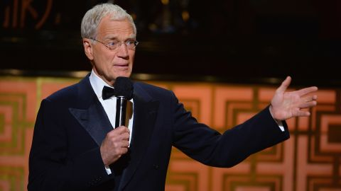 """David Letterman dropped a bombshell in the fall of 2009 when he admitted <a href=""""http://www.cnn.com/2009/SHOWBIZ/TV/10/01/letterman.allegations/index.html"""" target=""""_blank"""">on his CBS late night talk show</a> that he'd had affairs with a number of women on his staff. During a live taping of the show, <a href=""""http://www.cnn.com/2009/SHOWBIZ/TV/10/06/letterman.apology/index.html?iref=allsearch"""" target=""""_blank"""">Letterman first took several shots at himself</a>, and then <a href=""""https://www.youtube.com/watch?v=BlBzi3GWWRg&feature=kp"""" target=""""_blank"""" target=""""_blank"""">grew more serious</a>: """"I'm terribly sorry that I put the staff in that position,"""" he said. """"My wife, Regina, has been horribly hurt by my behavior ... Let me tell you folks, I've got my work cut out for me."""" Earlier that summer, <a href=""""http://abcnews.go.com/Entertainment/Politics/story?id=7849798"""" target=""""_blank"""" target=""""_blank"""">Letterman also said he was sorry to Sarah Palin</a> for what he called """"a bad joke."""""""