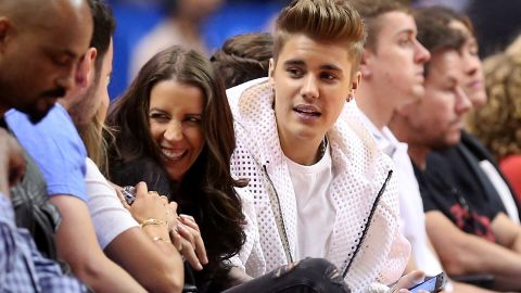"""Justin Bieber is no stranger to the public apology, having said sorry for mistakenly <a href=""""http://marquee.blogs.cnn.com/2013/11/14/justin-bieber-apologizes-to-argentina/?iref=allsearch"""" target=""""_blank"""">kicking the Argentinian flag</a> and saying <a href=""""http://politicalticker.blogs.cnn.com/2013/07/11/bieber-calls-clinton-after-using-the-f-word/?iref=allsearch"""" target=""""_blank"""">""""F*** Bill Clinton""""</a> after urinating in a janitor's mop bucket. In early June 2014, <a href=""""http://www.cnn.com/2014/06/04/showbiz/celebrity-news-gossip/justin-bieber-racist-video/index.html?iref=allsearch"""" target=""""_blank"""">he apologized not once but twice</a> after racially offensive videos of him surfaced."""