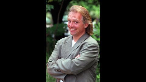 """British actor and comedian <a href=""""http://www.cnn.com/2014/06/09/showbiz/obit-rik-mayall/index.html"""">Rik Mayall</a>, who appeared in the TV series """"Blackadder,"""" died June 9 at the age of 56, his agent said. The cause of death was not immediately reported."""