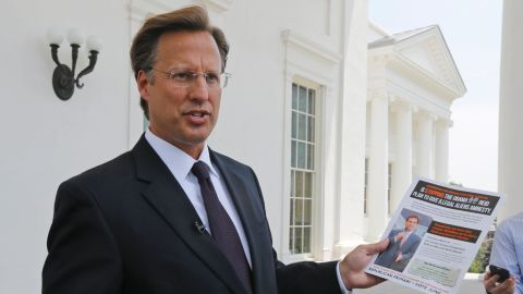 Dave Brat was vastly outspent in the Virginia primary but came out on top.