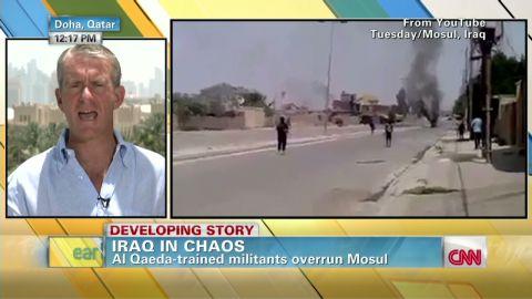 earlystart Militants seize Iraqi city of Mosul Robertson _00012104.jpg